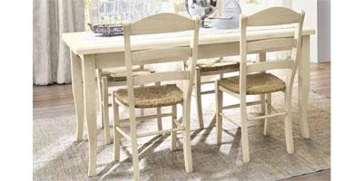 sedie e tavoli classici